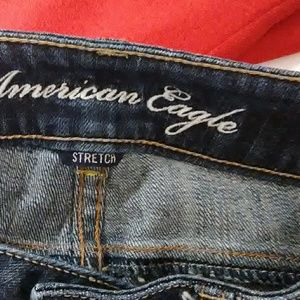American Eagle Outfitters Jeans - American Eagle Stretch Boyfriend Jeans. Long